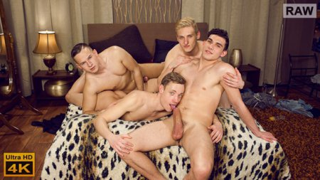 Wank Party #106, Part 1 RAW 2019-03-06