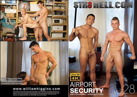 Airport Security 28 2019 Full HD Gay DVD