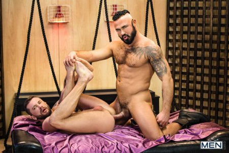 Art Of Domination Part 2 - Jessy Ares & Tyler Berg 2019-03-13
