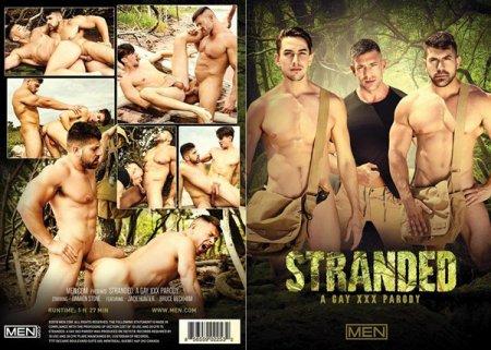 Stranded: A Gay XXX Parody 2019 Full HD Gay DVD