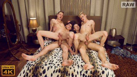 Wank Party #106, Part 2 RAW 2019-03-20