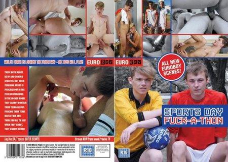 Sports Day Fuck-A-Thon 2018 Full HD Gay DVD