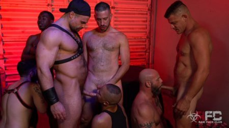 Sean Harding Gang Bang Part 1 2019-03-30