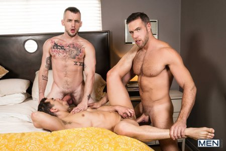 Dick Swap Part 2 - Alex Mecum, Colton Grey & Jeremy Spreadums 2019-04-06