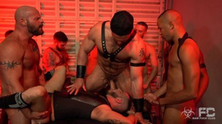 Sean Harding Gang Bang Part 2 2019-04-06