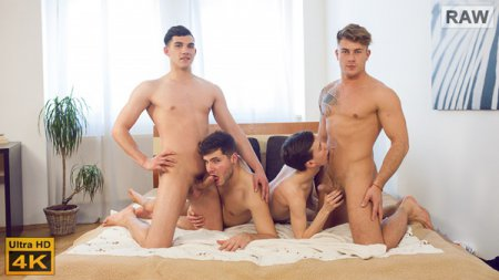 Wank Party #107, Part 1 RAW 2019-04-10