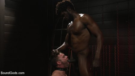 Good Slut Blaze Austin gets beaten and fucked by Hot Dom Devin Trez 2019-04-11