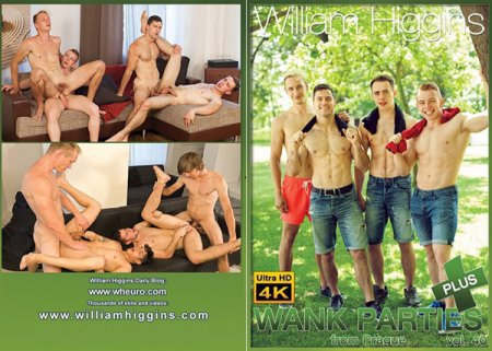 Wank Parties Plus From Prague 40 2019 Full HD Gay DVD