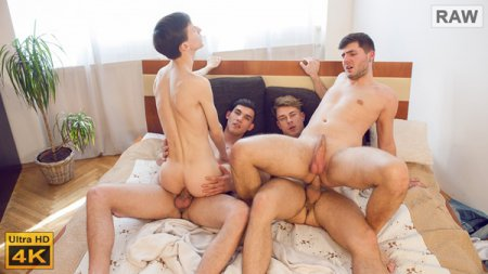 Wank Party #107, Part 2 RAW 2019-04-24