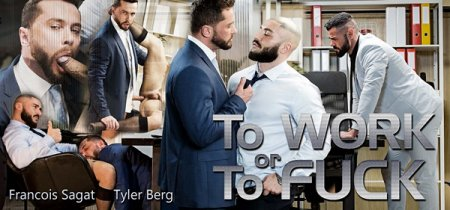 Francois Sagat & Tyler Berg 2019-04-26
