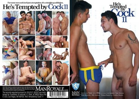 He's Tempted by Cock 11 2019 Full HD Gay DVD
