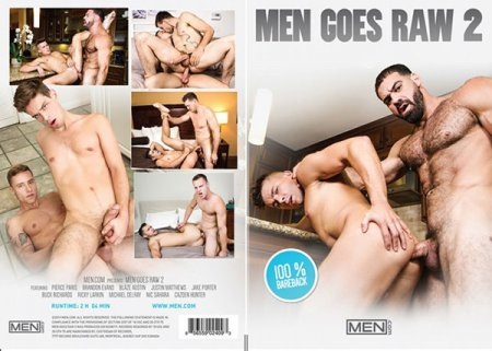 Men Goes Raw 2 2019 Full HD Gay DVD
