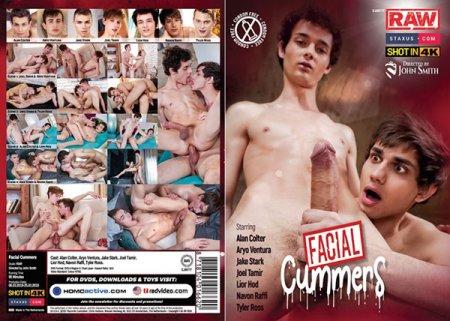 Facial Cummers 2019 Full HD Gay DVD
