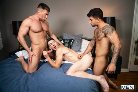 Small Things Cum In Good Packages - Bruce Beckham, Michael Jackman & Vadim Black 2019-05-24