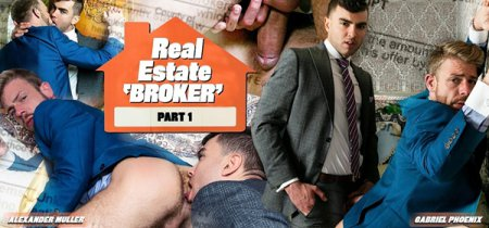 Real Estate Broker, Part 1 - Alexander Muller & Gabriel Phoenix 2019-05-24