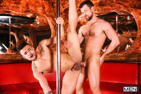 Private Dancer Part 3 - Beaux Banks & Kurtis Wolfe 2019-05-28