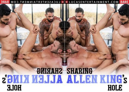 Sharing Allen King's Hole 2019 Full HD Gay DVD