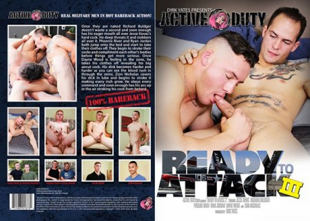 Ready To Attack 3 2019 Full HD Gay DVD