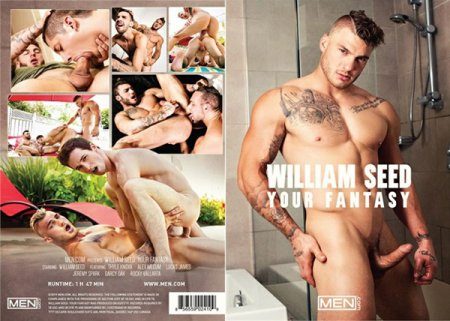 William Seed: Your Fantasy 2019 Full HD Gay DVD