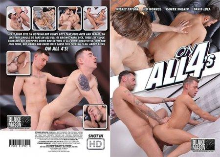 On All 4's 2019 Full HD Gay DVD