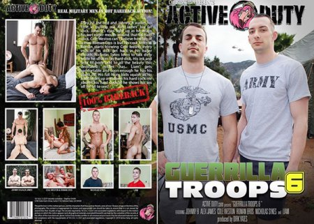 Guerrilla Troops 6 2019 Full HD Gay DVD