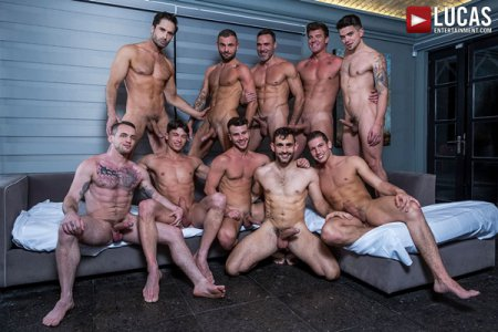Join The Sweaty All-Star Orgy (Part 02) 2019-06-14