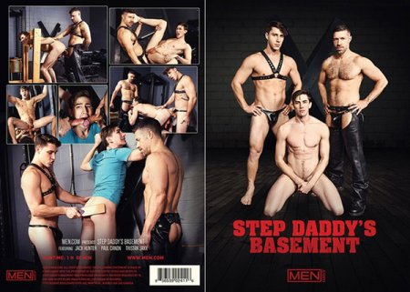 Step Daddy's Basement 2019 Full HD Gay DVD