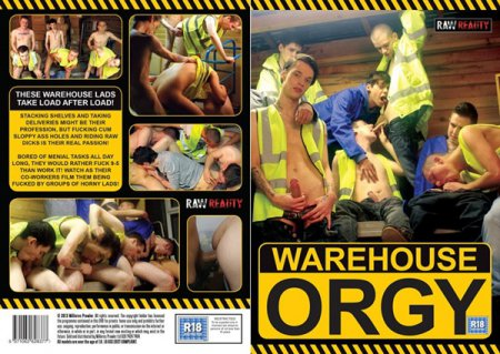 Warehouse Orgy 2019 Full HD Gay DVD