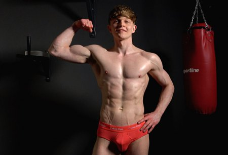 Muscle Flex, Casting 23 - Andrei Gorb 2019-06-14