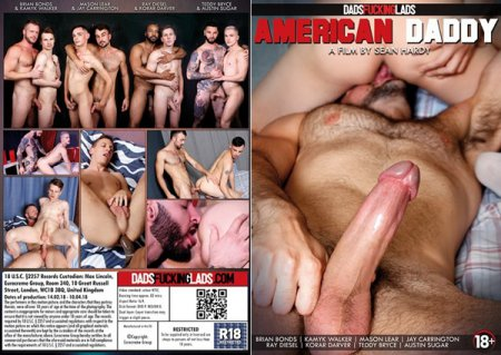American Daddy 2019 Full HD Gay DVD