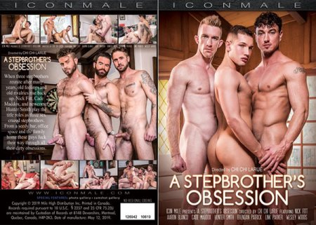 A Stepbrother's Obsession 2019 Full HD Gay DVD