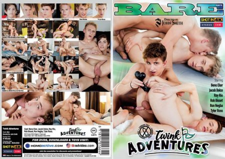 Twink Adventures 2019 Full HD Gay DVD
