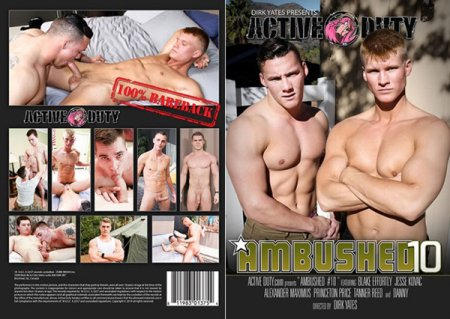 Ambushed 10 2019 Full HD Gay DVD