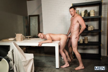 Ass Swap Part 5 - Brandon Evans & Pierce Paris 2019-07-06