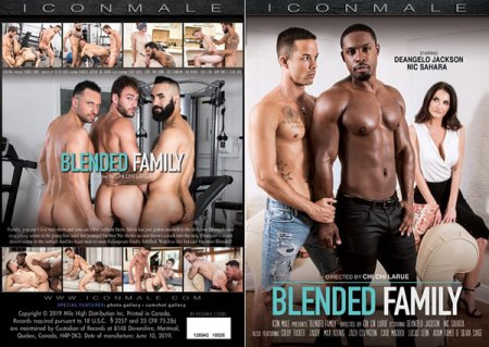 Blended Family 2019 Full HD Gay DVD