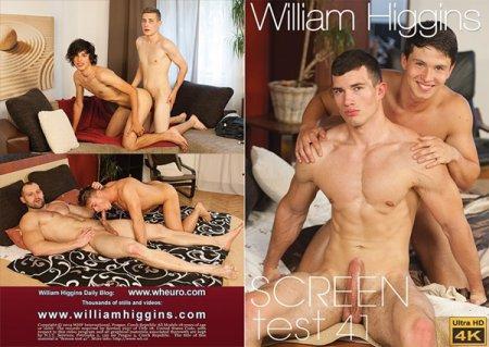 Screen Test 41 2019 Full HD Gay DVD