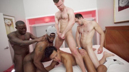 Big Dick Orgy Part 1 2019-07-25