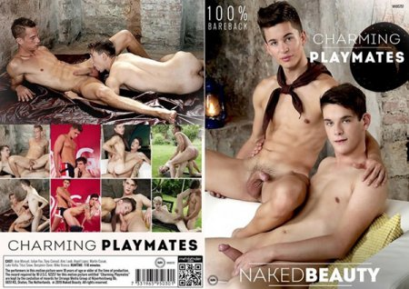 Charming Playmates 2019 Full HD Gay DVD