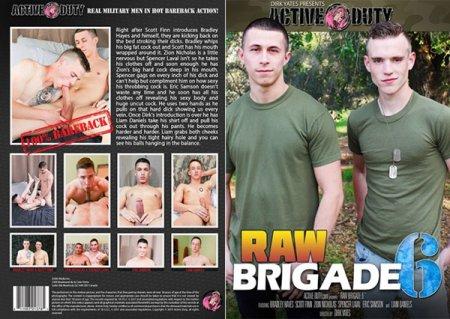 RAW Brigade 6 2019 Full HD Gay DVD