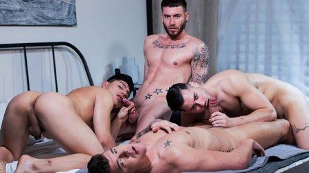 Motel Slutsville, Part 3 - JJ Knight, Ken Summers, Lukas Daken & Rico Vega 2019-08-08