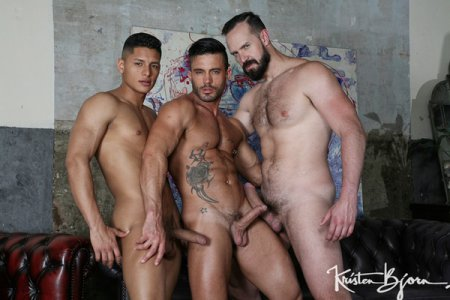 Andy Onassis, Santiago Rodriguez & Andy Star 2019-08-09