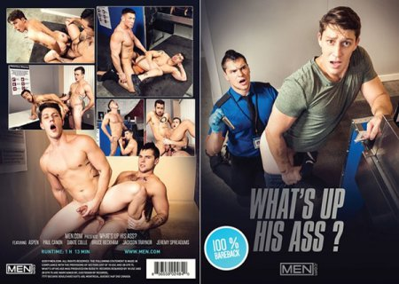 What's Up His Ass? 2019 Full HD Gay DVD