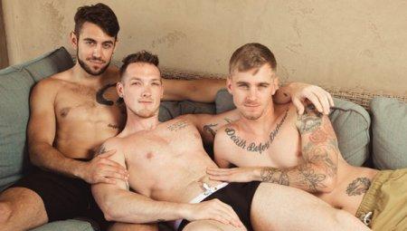 Jackson Cooper, Ryan Jordan & Dante Colle 2019-08-09