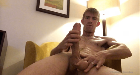 OnlyFans - Danny D solos