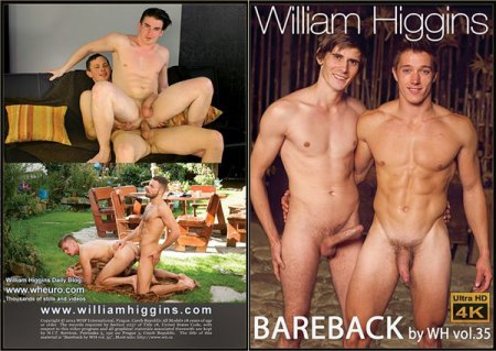 Bareback by WH vol. 35 2019 Full HD Gay DVD