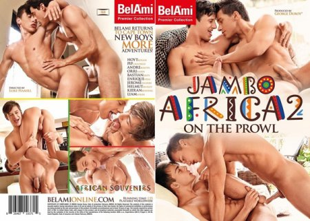 Jambo Africa 2: On The Prowl 2019 HD & Full HD Gay DVD