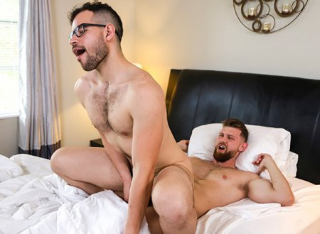 Jacob's Surprise Fuck of Angel - Jacob Peterson & Angel Ventura 2019-08-16