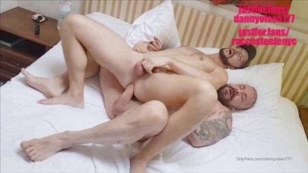 OnlyFans - Rocco Steele Destroyd Danny Olsen