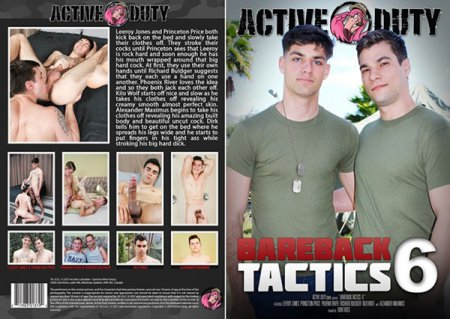 Bareback Tactics 6 2019 Full HD Gay DVD