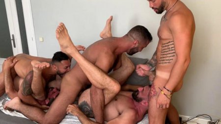 Pride Group Fuck 2019-08-31